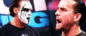 Sting vs. CM Punk