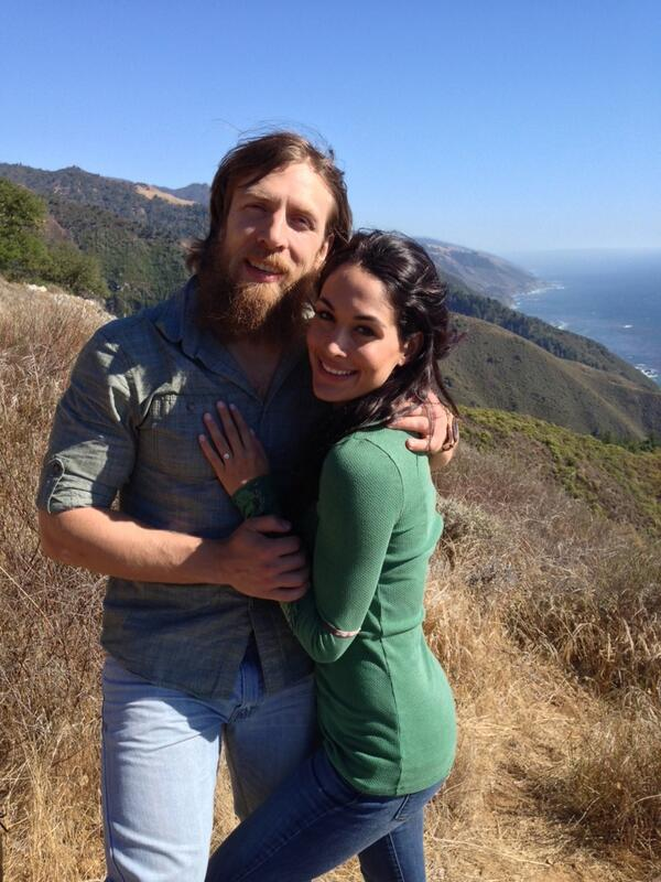 Daniel Bryan and Brie Bella…Power Couple of 2014 ...