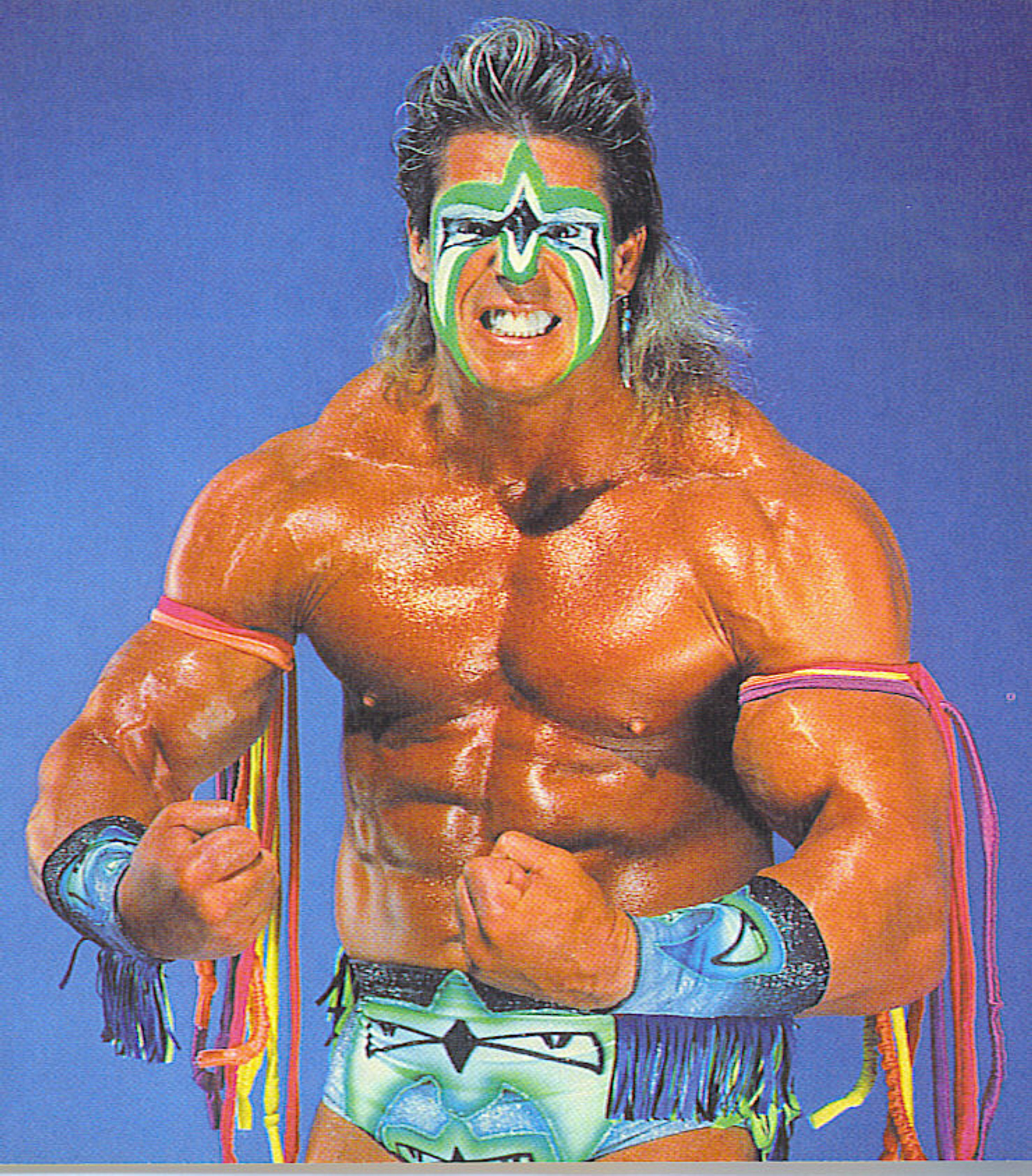 ultimate warrior hall of fame - photo #31