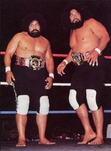 The Wild Samoans