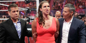 Stephanie McMahon Arrested