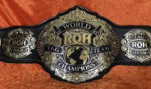 ROH World Tag Team Championship 2018