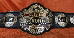 ROH World Television Championship 2018