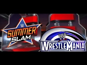 WrestleMania and SummerSlam