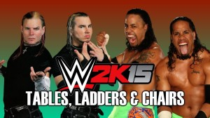 The Hardys vs. The Usos