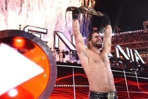 Seth Rollins New Champion