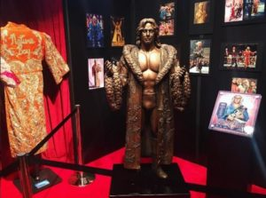 Ric Flair Statue