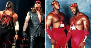 Real-Life Wrestling Tag Teams 2